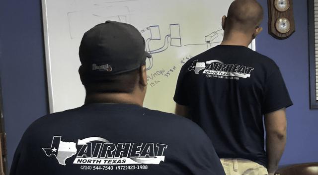 air conditioning repair Plano